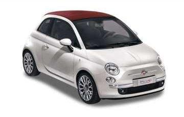 Fiat 500 *or similar
